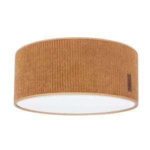 Lampe de plafond Sense caramel - Ø35 cm