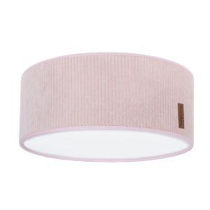 Lampe de plafond Sense vieux rose - Ø35 cm