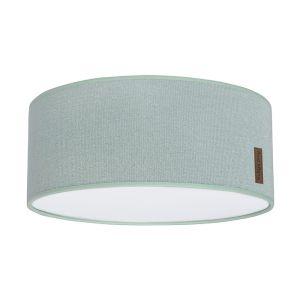 Lampe de plafond Sparkle mint-doré mêlé - Ø35 cm