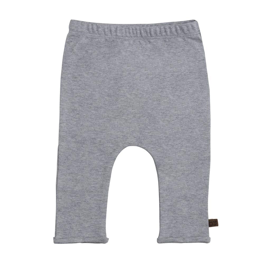 pantalon melange gris 68