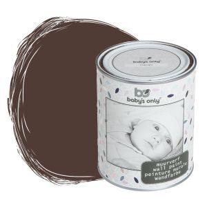 Peinture murale cacao - 1 litre