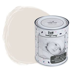 Peinture murale caillou gris - 1 litre