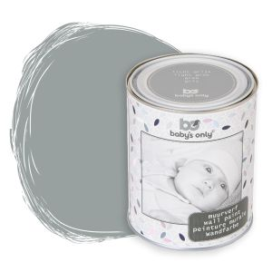 Peinture murale gris - 1 litre