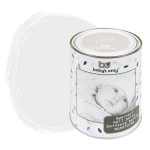 Peinture murale gris argent - 1 litre