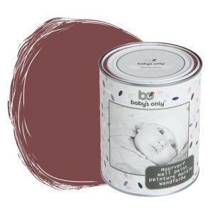 Peinture murale stone red - 1 litre