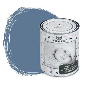 Peinture murale vintage bleu - 1 litre