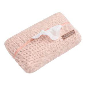Pochette lingette bébé Classic blush