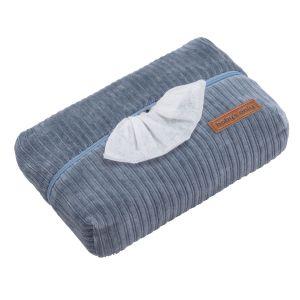 Pochette lingette bébé Sense vintage blue
