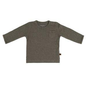 Pullover Melange khaki - 50