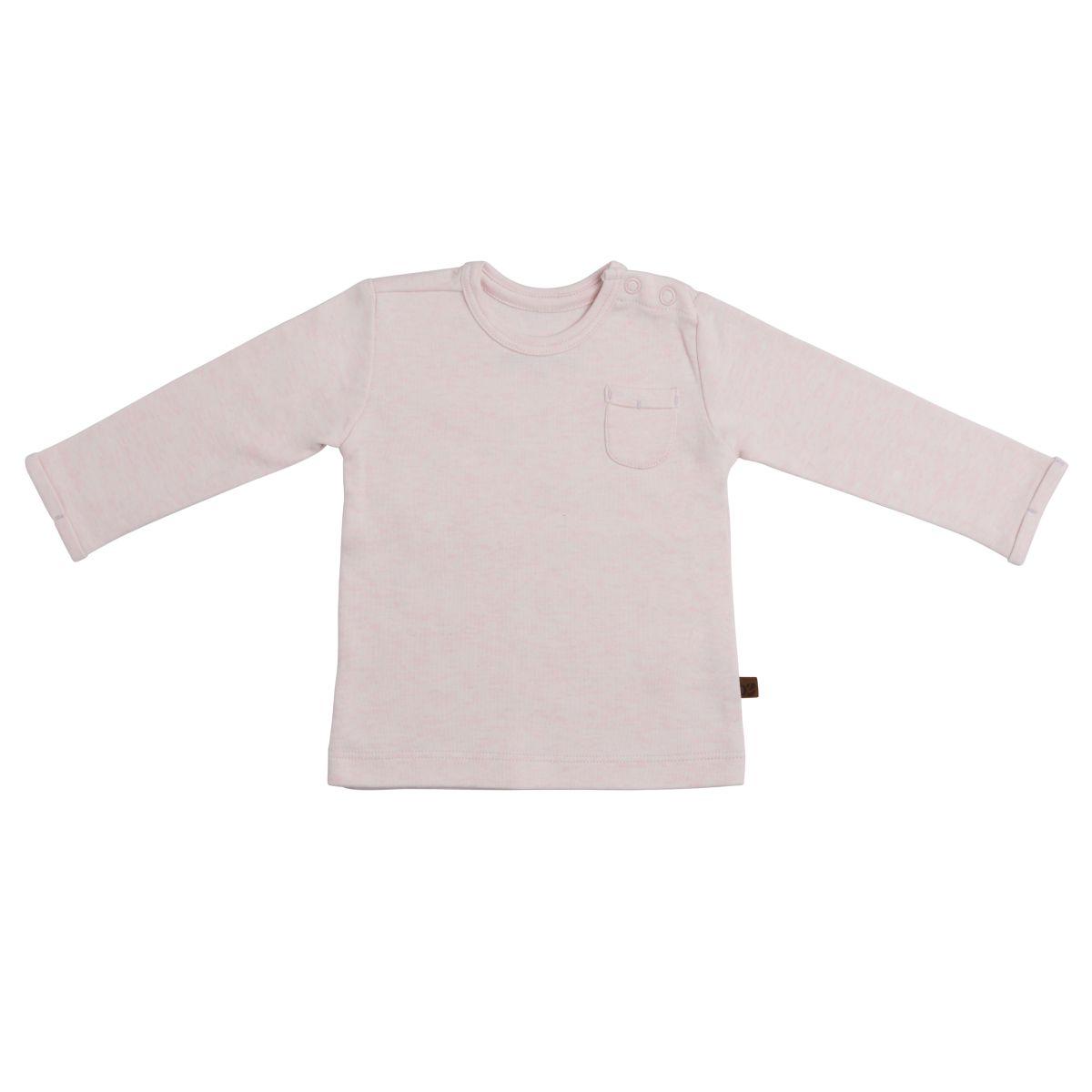 pullover melange rose trs clair 50