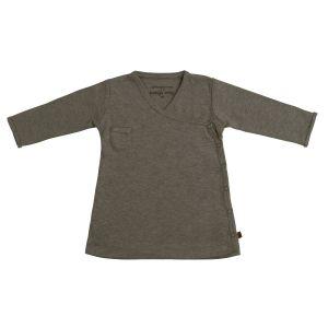 Robe Melange khaki - 50
