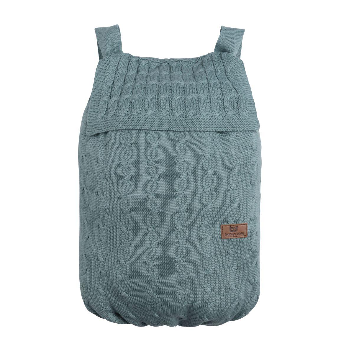 sac de rangement cable stonegreen