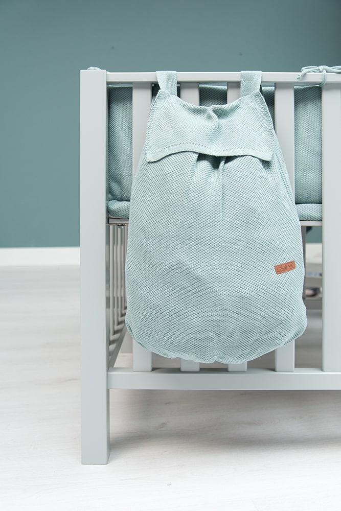 sac de rangement classic gris argent