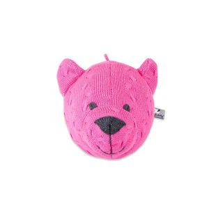 Tête d'ours Cable fuchsia