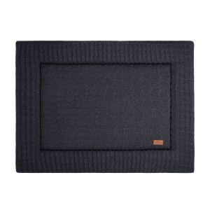 Tapis de parc Cable anthracite - 75x95