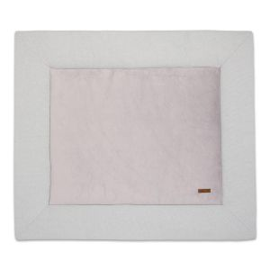 Tapis de parc Classic gris argent - 75x95