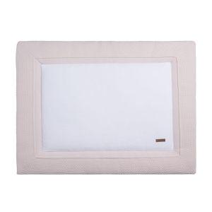 Tapis de parc Cloud rose très clair - 75x95