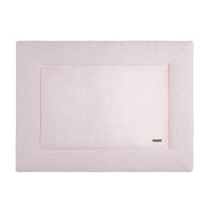 Tapis de parc Flavor rose très clair - 75x100