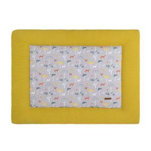 Tapis de parc Forest mustard - 75x95
