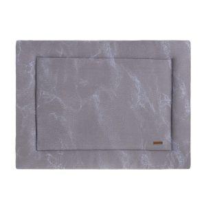 Tapis de parc Marble cool grey/lilas - 75x95