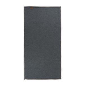 Tapis grain anthracite - 138x70