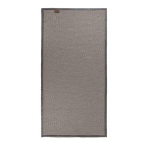 Tapis grain taupe - 138x70