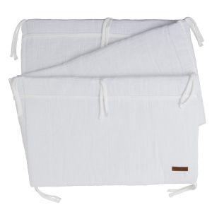 Tour de lit Breeze blanc