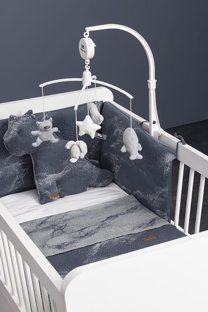 tour de lit marble khakiolive