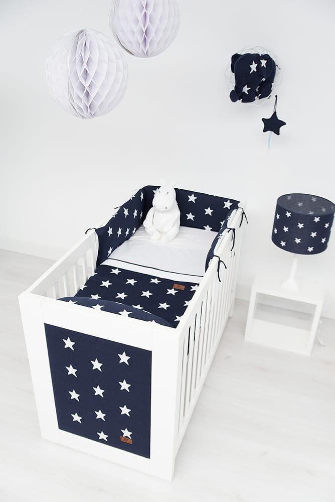 tour de lit star mintblanc